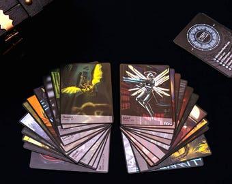 Sci-Fi Magic: the Gathering Tokens