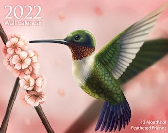2022 Bird Calendar