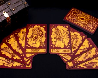 Deck of Illusions [Dungeons & Dragons Add-on]