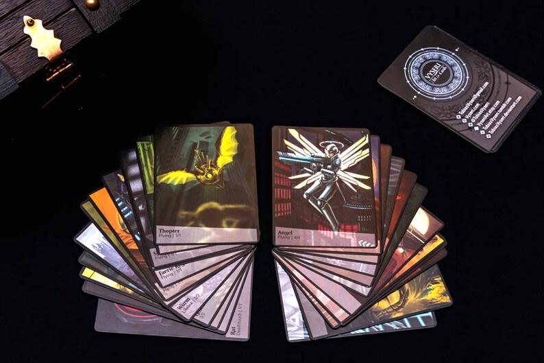 Sci-Fi Magic: the Gathering Tokens image 0