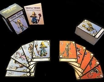 FFIX Triple Triad Full Card Set