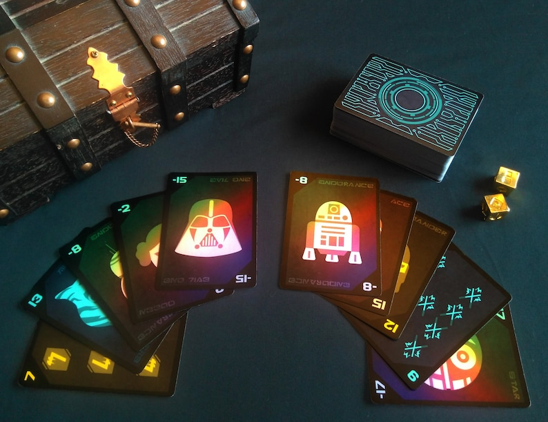 graphic relating to Printable Sabacc Deck identify Sabacc Deck: Star Wars