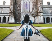 Signed Cosplay print of 'Alice Madness Returns' cosplay by PretzlCosplay A4 size