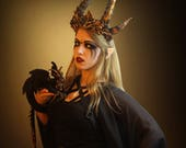Signed Cosplay print of 'Dark Dragon Lady' cosplay by PretzlCosplay A4 size