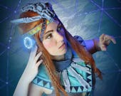 Signed Cosplay print of 'Aloy' cosplay by PretzlCosplay A4 size