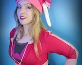 Handmade Cosplay costume, 'Pokemon GO trainer'