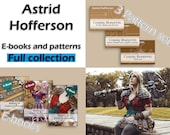 Digital cosplay tutorial and pattern FULL COLLECTION 'Astrid Hofferson' by Pretzl Cosplay - PDF