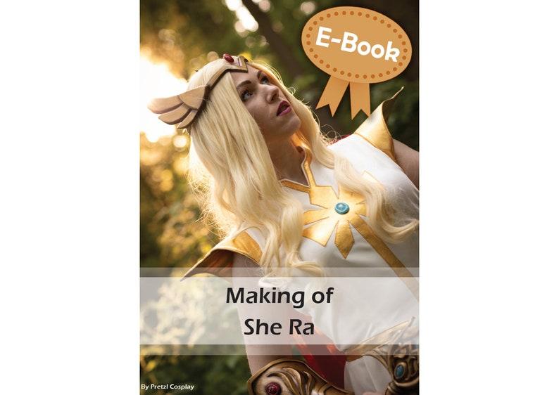 Cosplay EVA foam Worbla and sewing tutorial book 'Magical image 0