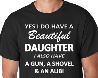 862a73a4 Funny T-Shirt for Dad
