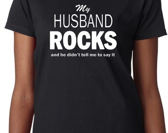 2f411cc18 Funny Wife T-Shirt