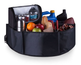 Personalized Trunk Boss Car Organizer With Cooler Beer Cooler Tote Insulated Beer Caddy Gift For Sports Beer Tote  Beer Gifts