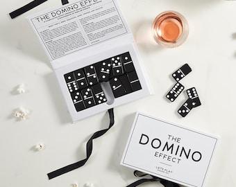 Domino Gift Set, Dominos, Gift Set, Game Set, Poker Night, Poker Lovers, Family Game Night, Party Gift, Family Gift, Fun Gift Set, Games