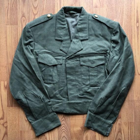 1968 Begetex Military Jacket - Small - Army Jacke… - image 4