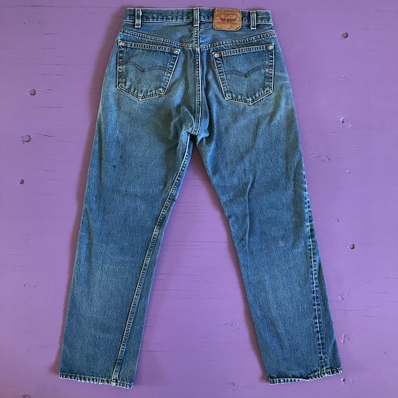 Levis 501 32 x 30 - Made in USA Levis Vintage Clo… - image 3
