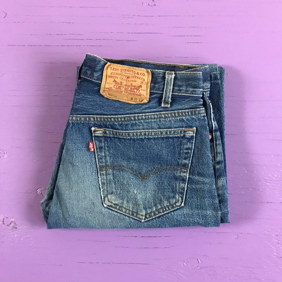 Vintage Levis 501 34 x 30 - Made in USA Levis Vint