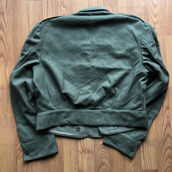1968 Begetex Military Jacket - Small - Army Jacke… - image 2