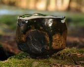 Tea Bowl, Tea Cup, Handmade, one of a kind, OOAK
