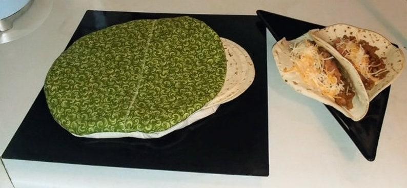 Tortilla Warmer  Cotton Fabric Multiple