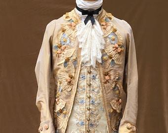 1700 Rococo costume for men