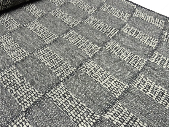 Nuevo baumwolljersey 0,25 x 1,50 puntos en gris