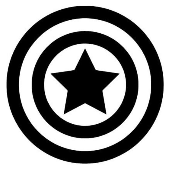 HYDRA Captain America Avengers Vinyl Decal StickerChoose Color