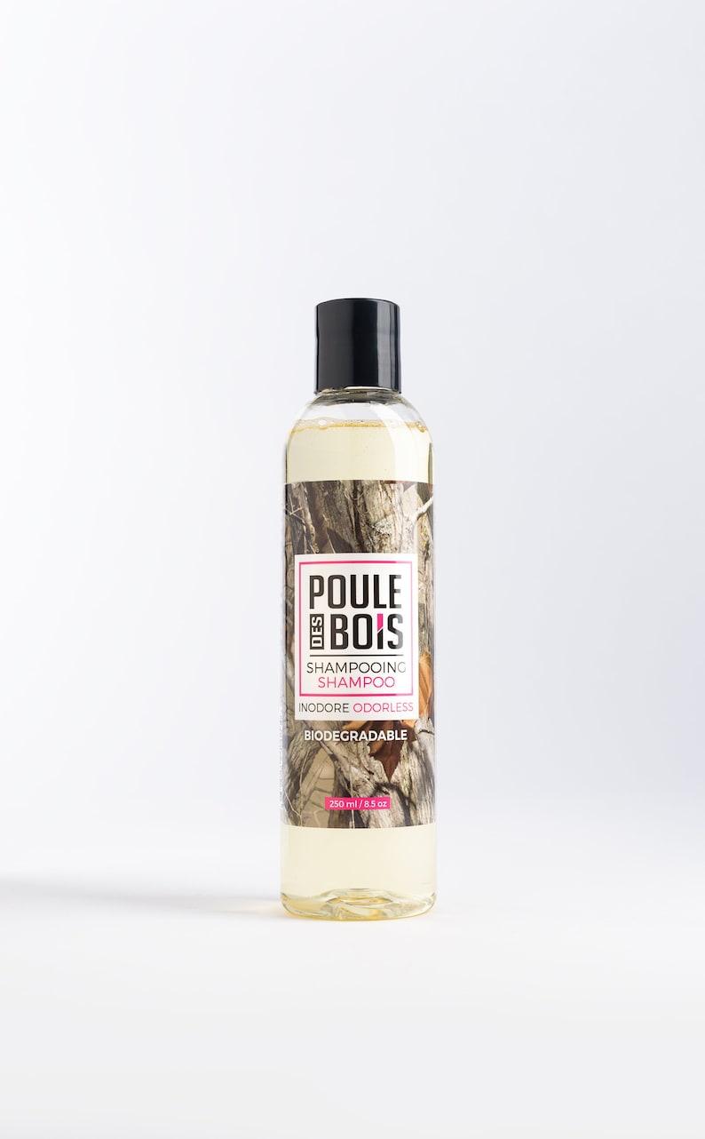 odorless shampoo-Poule des Bois image 0
