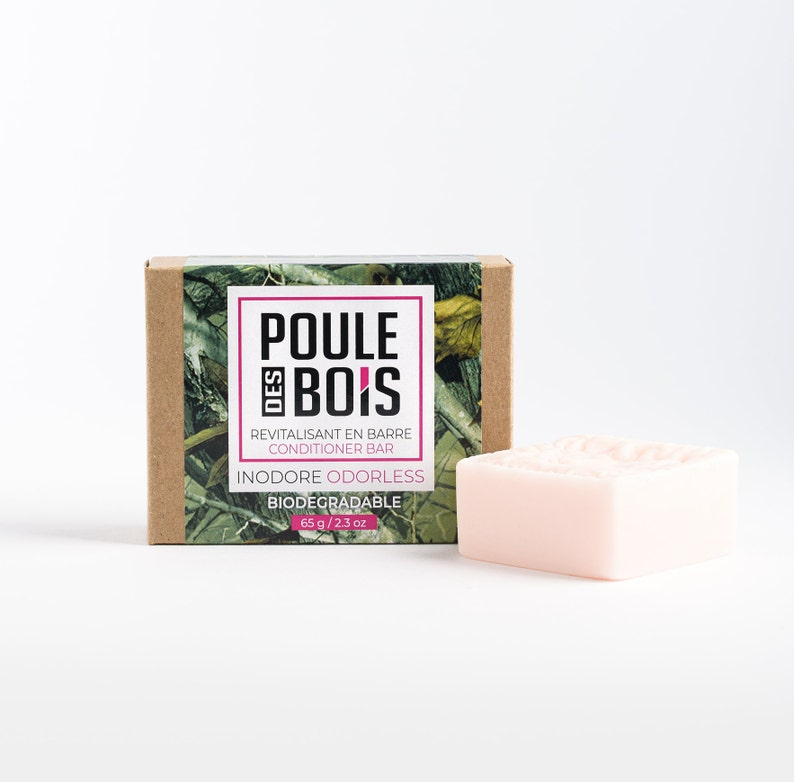 Conditioner bar odorless for HER-Poule des Bois image 0