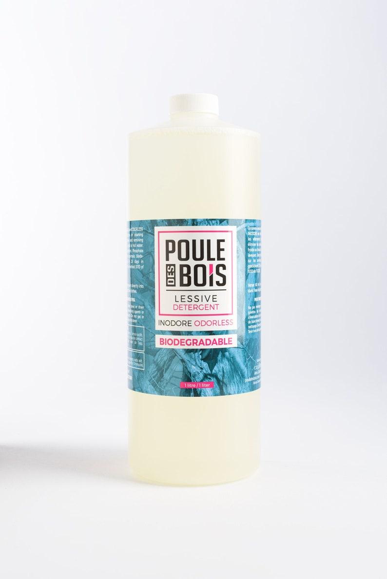 Savon à Lessive Sans odeur biodégradable sans UV Poule des image 0