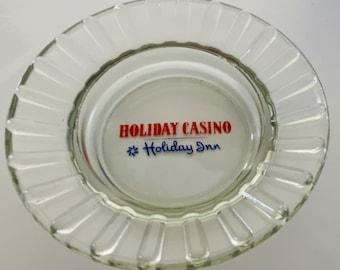 Vintage Horseshoe Las Vegas Casino Ashtray circa 1960s
