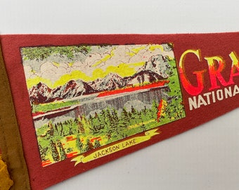 and Zion National Park Vintage Two Small Photograph Albums of National Parks Grand Teton and Jackson Hole Wyoming c1960s
