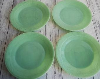 Fire King Green Jadeite ... & Jadeite dinnerware | Etsy