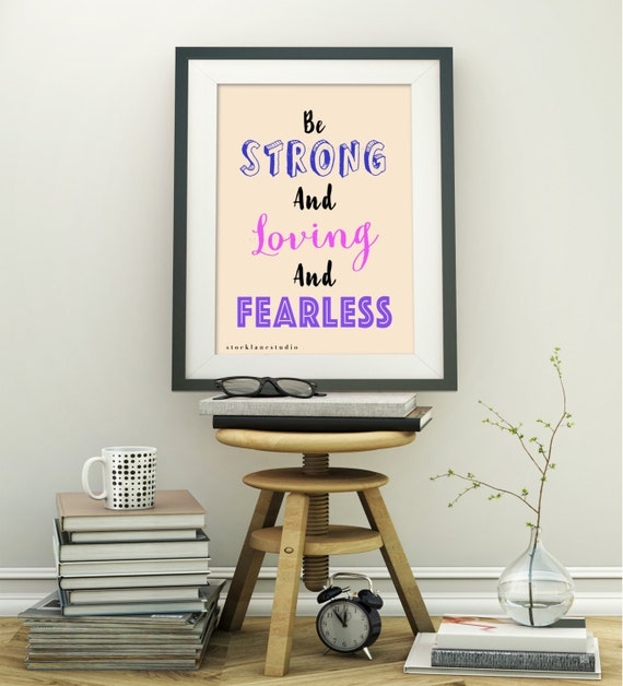 graduation quotes gift printable empowerment quote art be
