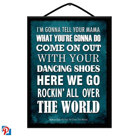 all over the world lyrics