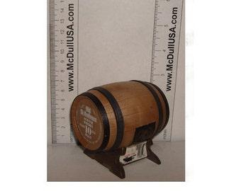 Old St. Andrews Scoth Whisky 10 Year old Malt (Scotland) Mini Miniature Bottle