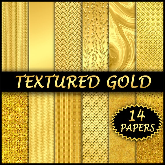 image about Printable Gold Foil Paper identified as Gold Foil Backgrounds, Textured Gold Electronic Paper, Gold Leaf Backdrops, Printable Gold Steel Textures, Golden Papers, Vibrant Gold Metallic