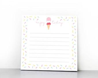 Enjoy today Notepad