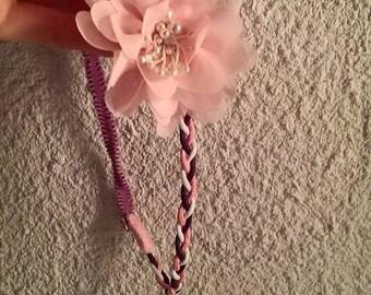 "Headband pattern ""sweetness of spring"""