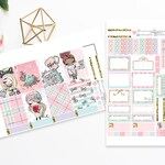 Winter 2019 | Mini Kit | Printable Planner Stickers