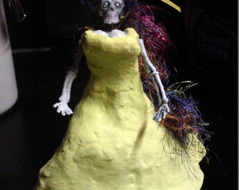 1 Day Of Dead Doll U Pick Color And Style