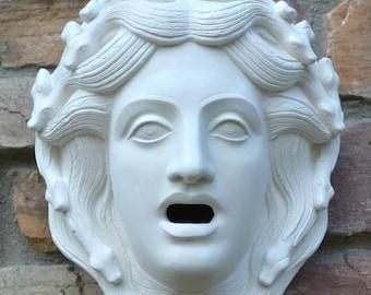 d61df6bd Medusa Mask Greece museum sculpture Artifact bust plaque www.Neo-Mfg.com 12