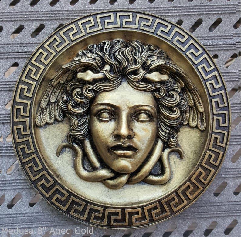 History Medusa Versace design Artifact Carved Sculpture Statue 8 www ... 8852a9d5a39
