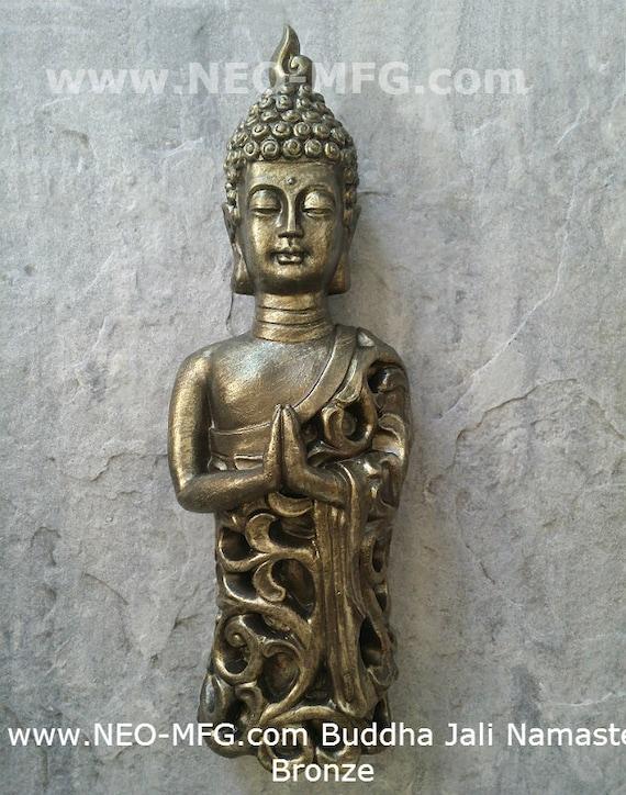 Asia buddha jali murda greeting namaste statue sculpture etsy asia buddha jali murda greeting namaste statue sculpture 15 neo mfg m4hsunfo