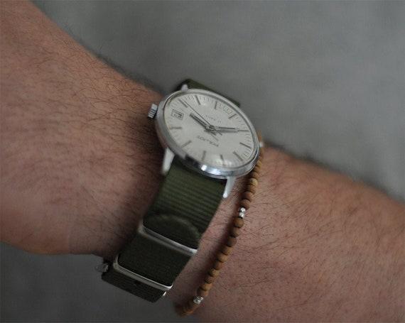 "Soviet watch ""Poljot"" , Mens watch, Russian watch,"