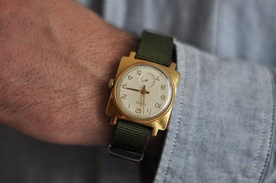 "Rare Soviet watch ""Wostok"" , Mens watch, Russian w"
