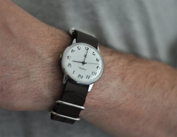 "Soviet watch ""Raketa"" , Mens watch, Russian watch,"