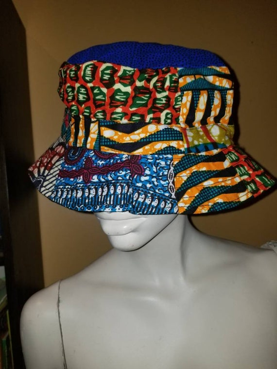 a9411181ff3 African Print Bucket Hat