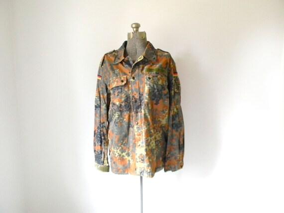 German Camouflage Shirt/Jacket - image 2