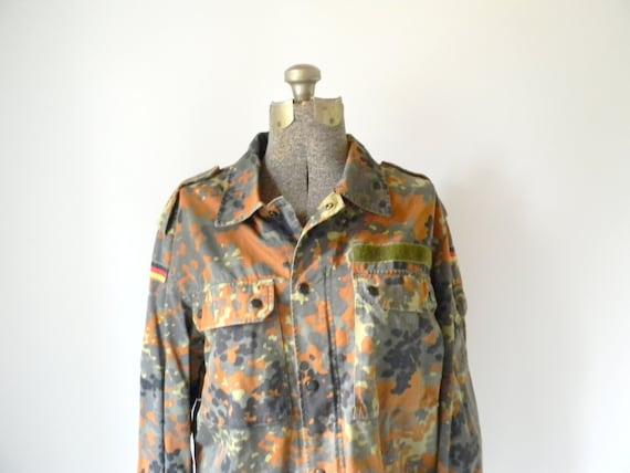 German Camouflage Shirt/Jacket - image 1