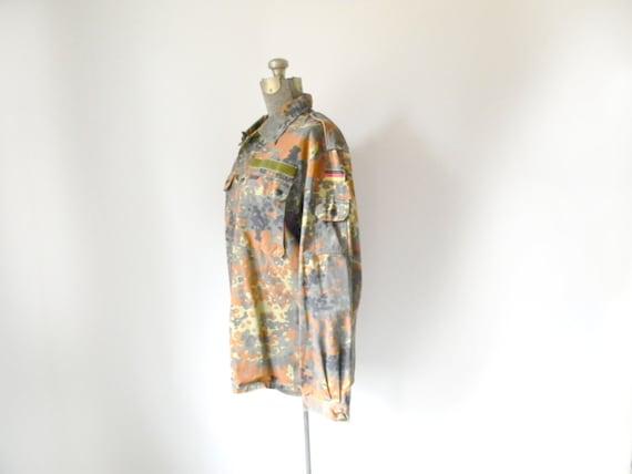 German Camouflage Shirt/Jacket - image 4