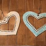 Ceramic Loom for weaving, heart shaped loom, pottery loom, weaving loom, gift for weavers, weaving ceramic loom, Unique Looms for weaving